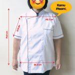 Baju Chef Juru Masak